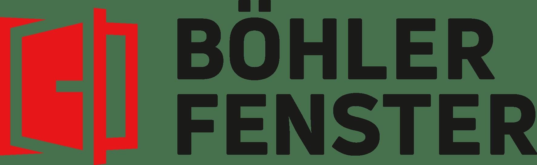 logo böhler fenster